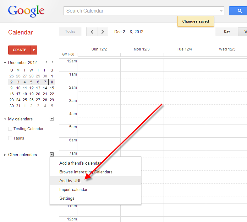 Google Calendar Add By Url